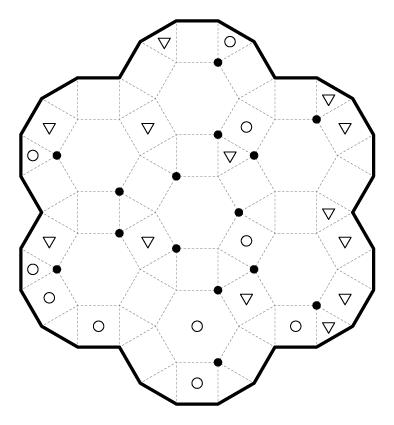 Rhombitrihexagonal Yagit Hard 04