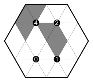 Hidden Trapezoids Example Solution