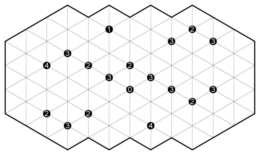 Hidden Trapezoids Hard 06