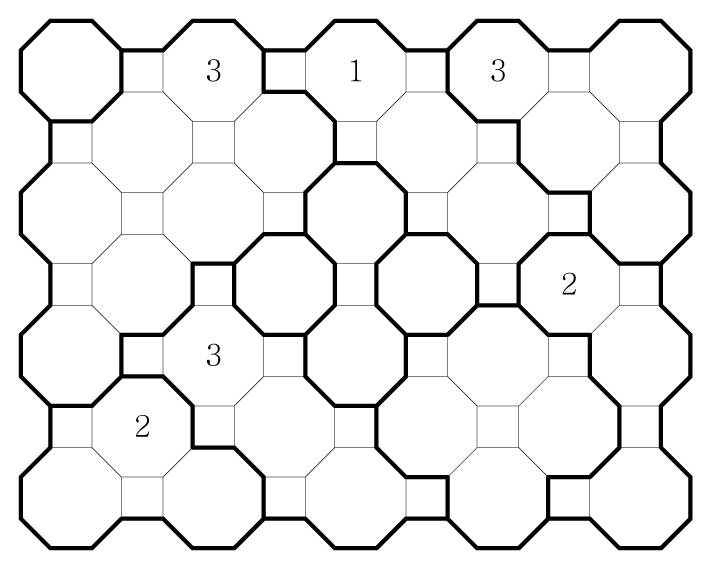 Truncated Square Chocona Easy 01