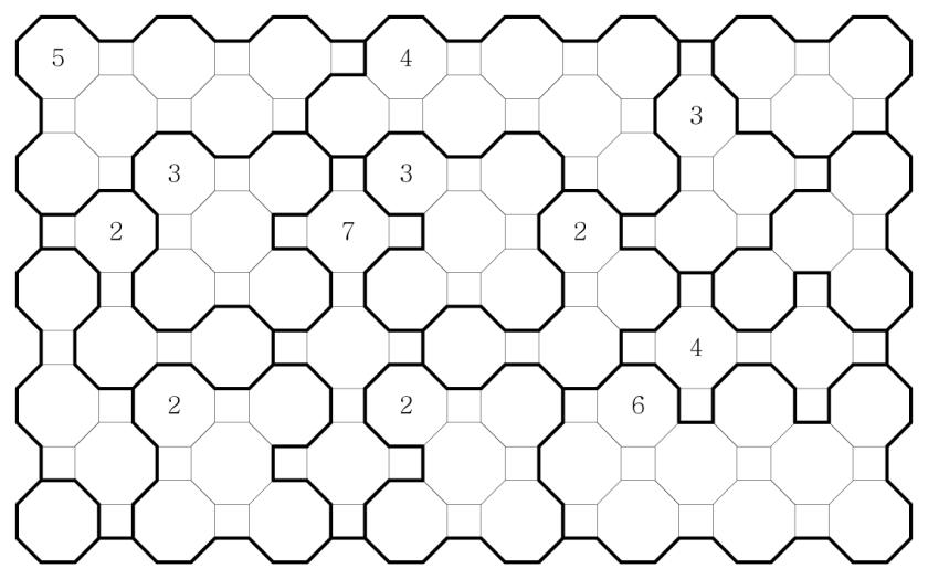 Truncated Square Chocona Expert 07