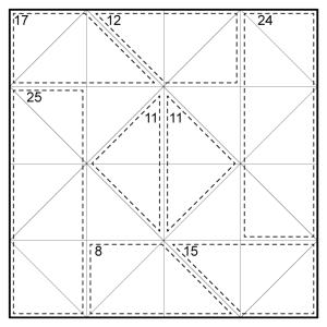 Killer Tetrakis Square Example