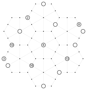 Deltoidal Trihexagonal Tree Example