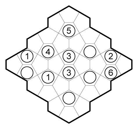 november 2016 paramesis puzzle blog XOR Operation ex le